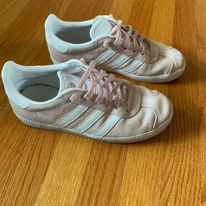 Adidas Gazelle in pink size 6.5